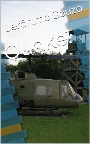 Quake! (Games Livro 1) (Portuguese Edition) por Jerônimo Souza