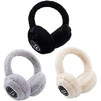 Somedays - Auriculares de Diadema con Bluetooth, inalámbricos, Unisex Negro Negro