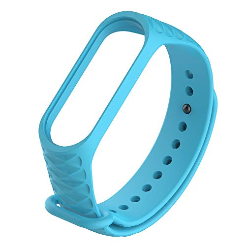BHYDRY Mode-Sport-weiches Silikon-Ersatz-Armband-Handgelenk-Bügel für Xiao Mi Band 3