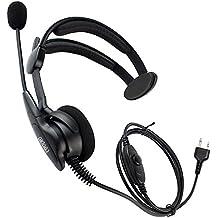 Coodio ML2HS1 Midland Radio Auriculares 2 Pin Micro-Auricular Micrófono [Cancelación de Ruido] Seguridad y Bodyguard Para 2-Pin Midland Plug Walkie-Talkie Transceptor Emisor y Receptor PMR