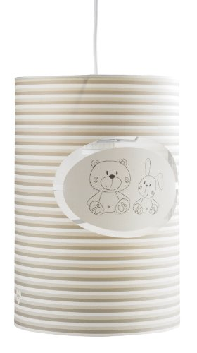 PMP Luminaire Suspension Rabbit & Bear