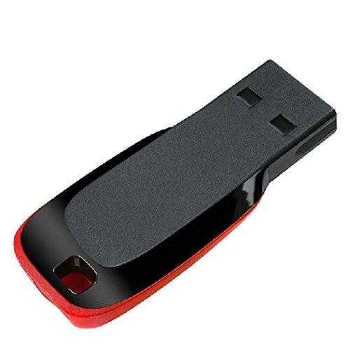 2TB/1TB/512GB/256GB/128GB 2TB/1TB/512GB/256GB/128GB USB Flash Drive Speicher USB Stick U Disk Pen Drive 2TB Pendrive rot / schwarz 1 TB