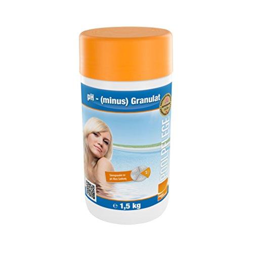 Poolchemie pH Minus Granulat, 1,5 kg, pH-Regulierung
