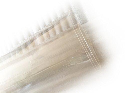Worblas Transpa Art Platte Größe XL (150x100cm Bastel Cosplay) thermoplastischer transparenter Werkstoff