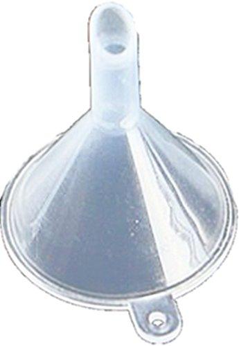 Entonnoir de Petite Taille pour remplir de par ex. nagelöl, parfum etc. Matière : plastique, Dimensions : env. 3,9 cm hoch