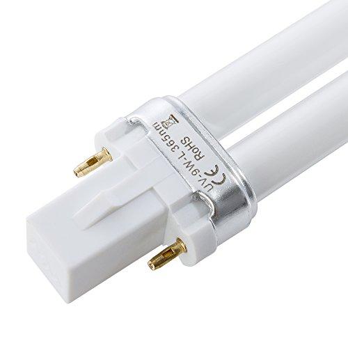 UV Lichthärtungsgerät inkl. 8 UV Röhren, Feilen und Buffer - 4