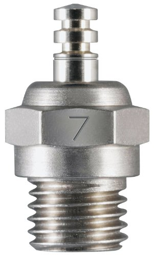 Med Motor (O.S. Motoren # 7Med Hot Air Glow Plug)