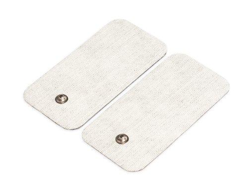 Sanitas - Electrodes Rectangles 4x - Sachet de 4 é‰lectrodes pour Appareils SEM43 / SEM 40