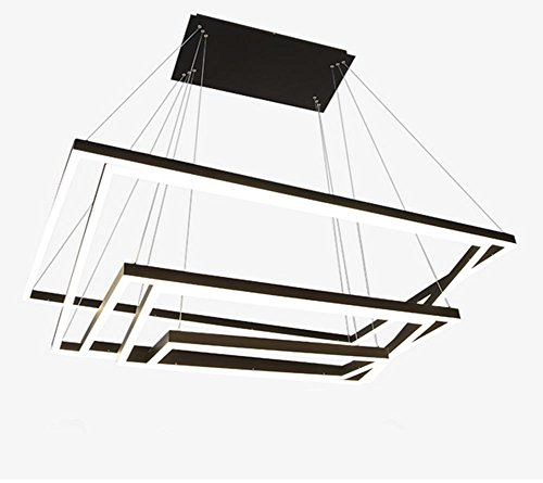 6-panel-massivholz (Aluminium kreative Büro Kronleuchter Eisenstange Wohnzimmerbeleuchtung moderne Kronleuchter Persönlichkeit Industrielampen Wind , c)