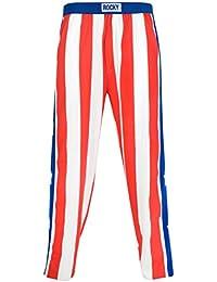 Rocky pantalones del pijama para Hombre Rocky Balboa