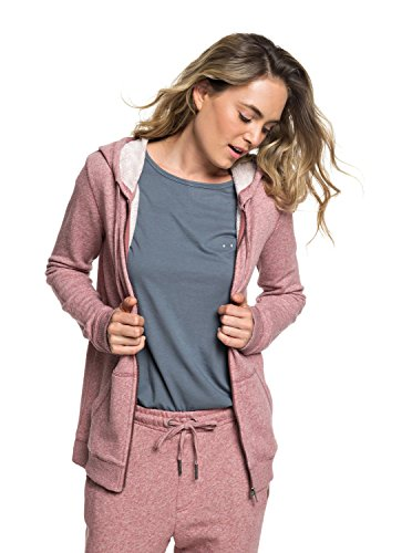 623b7b199c Roxy Trippin - Zip-Up Hoodie for Women - Zip-Up Hoodie - Women - XS - Pink