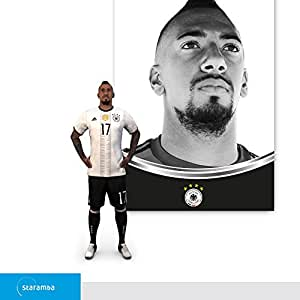 Jérôme Boateng 3D Figur – DFB Offensive Home