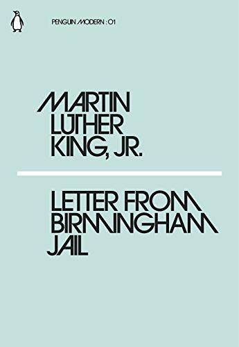 Letter From Birmingham Jail (Penguin Modern) por Martin Luther King