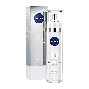 NIVEA PROFESSIONAL Bioxilift, crema facial con protector solar 15, crema reafirmante de día que activa la producción de colágeno, crema facial antiedad para reducir las arrugas, 1 x 50 ml