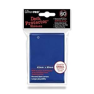 Ultra Pro Blue Deck Protectors. YuGiOh Size. (60)