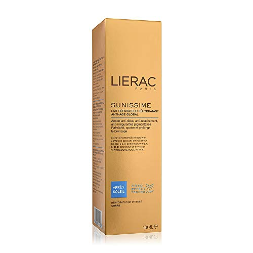 Lierac - Leche after sun reparadora rehidratante sunissime