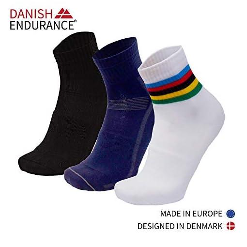 DANISH ENDURANCE Calzini da Ciclismo