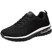 365370674 Zapatillas de Deportivos de Running para Muje Net para Estudiante Volar  Zapatos Malla Modelos de Pareja