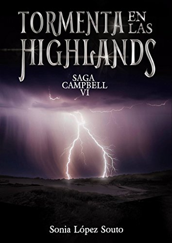Tormenta en las Highlands (Saga Campbell nº 6) (Spanish Edition)