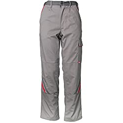 Planam trousers HIGHLINE with CANVAS trim