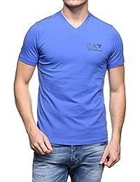 EA7 Emporio Armani - T Shirt 6xpt53 - Pj03z 1586 Bluette