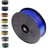 DruckerRhino 3D Druck PLA Filament 1,75 mm 1kg Rolle für 3D Drucker oder Stift in Vakuumverpackung