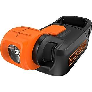 BLACK+DECKER BDCCF18N-XJ Cordless Compact Flash Light - Bare Unit (Battery Not Included), 18 V