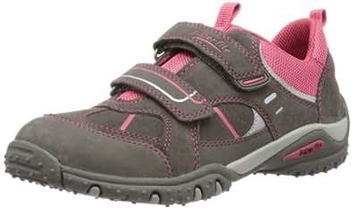 Superfit Girls Sport4 Outdoor Fitness Shoes Gray Grau (stone kombi 06) Size: 9