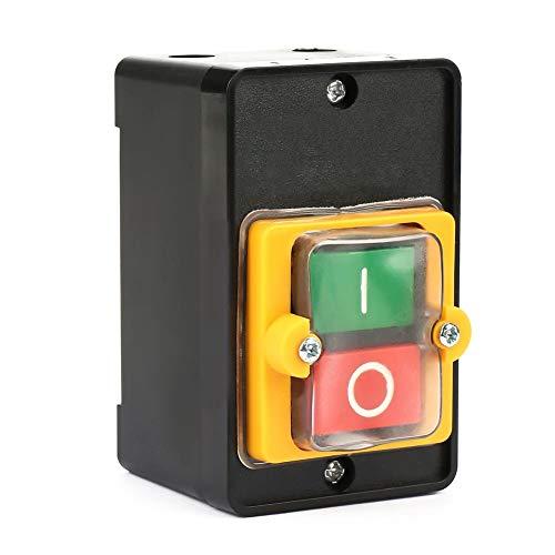 EIN/AUS-Drucktaster, AC220V / 380V 10A Wasserdichter Drucktaster