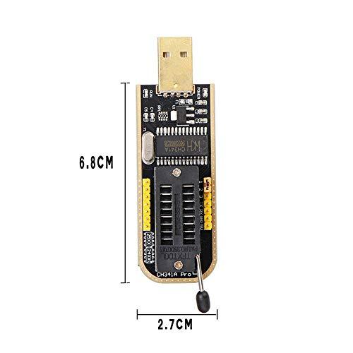 Programmierer CH341A Test Clip Eeprom Flash Hauptplatine Professionell Schnell Geschwindigkeit USB Bios Modul -