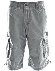 Mens Ultimate Cargo Dockers Combat Shorts 50006 - 100% Premium Quality Backpackers Bermuda Shorts