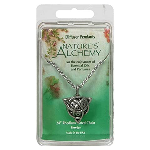 Natures Alchemy Celtic Diffuser Necklace, 1 Pc by Nature's Alchemy