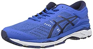 ASICS Men's Gel-Kayano 24 Training Shoes, Victoria Indigo Blue/White 4549, 13 UK 49 EU (B0782X6GCG) | Amazon price tracker / tracking, Amazon price history charts, Amazon price watches, Amazon price drop alerts