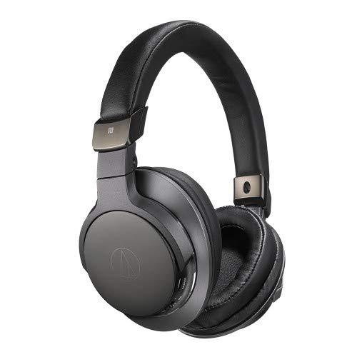 Audio-Technica ATH-AR5BTBK Hochauflösender, drahtloser Over-Ear-Kopfhörer Schwarz