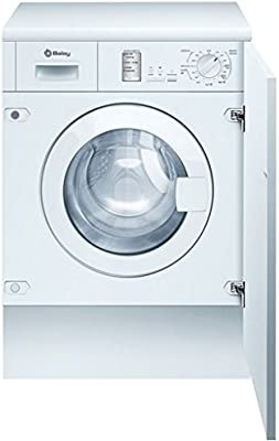 Balay 3TI773B Integrado Carga frontal 7kg 1000RPM A+ Color blanco - Lavadora (Integrado, Carga frontal, A+, C, Color blanco, Izquierda)