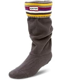 Hunter Calcetines Striped Cuff Welly