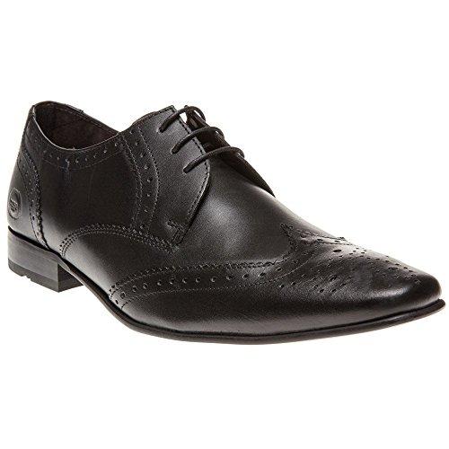 Base London Alexander Homme Chaussures Noir Noir