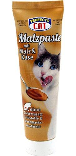 Malzpaste für Katzen 100g Katzenmalz Malz Haarballen