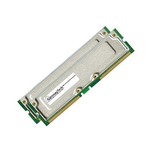 512MB (2 x 256MB) RAM Memory for Dell Precision 350 PC800-40 RDRAM Rambus Upgrade