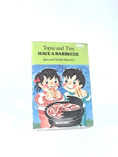 Topsy and Tim have a barbecue