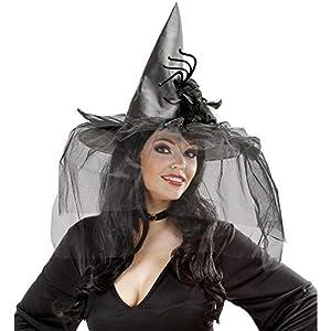 WIDMANN - Sombrero para Disfraz de Adulto Gato (9395R)
