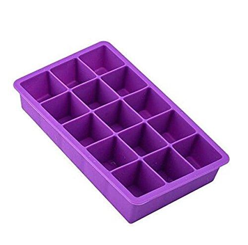germer-2pcs-carres-de-silicone-ice-cube-traypurple