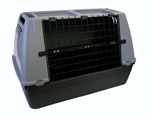 Bracco 80Befestigung für Hunde, für Auto, Gartenhaus, Tiere und Katzen, Kunststoff