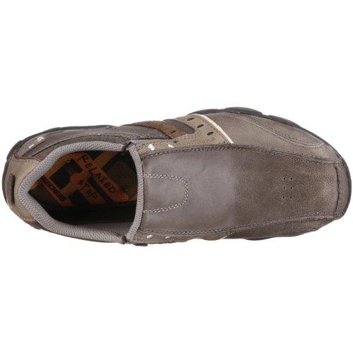 Skechers Diameter, Chaussures de ville homme Gris (Char)