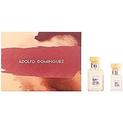 ADOLFO DOMINGUEZ AGUA FRESCA EDT 120 ML VP +EDT 30 ML SET REGALO