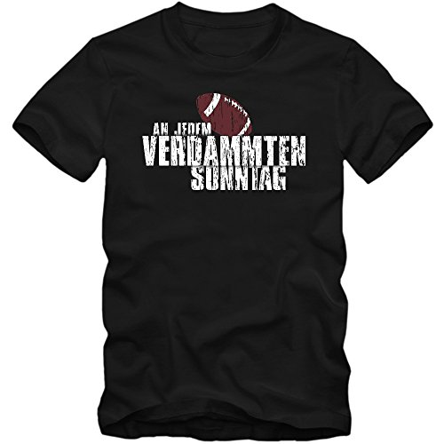 an-jedem-verdammten-sonntag-3-t-shirt-football-herren-super-bowl-play-offs-nfl-football-shirt-farbes