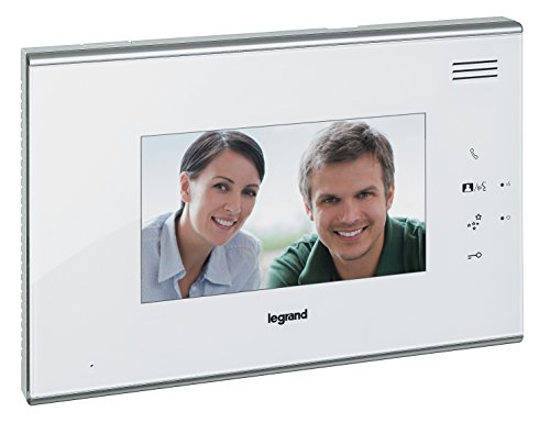Legrand LEG369200 Video Door-Entry Solution 7 inch White