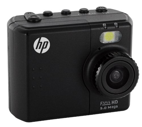 HP AC-150 Action Cam Camcorder Schwarz (Full HD) 5MP