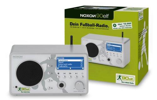 TerraTec Noxon 90elf Fußball-Radio