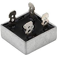 100A Ampere Volt Einzelne 1 Phase Diode Metallgehäuse Brückengleichrichter wr